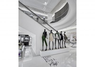 Lord and Taylor interior of store
